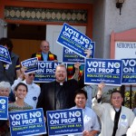 No on Eight Rally